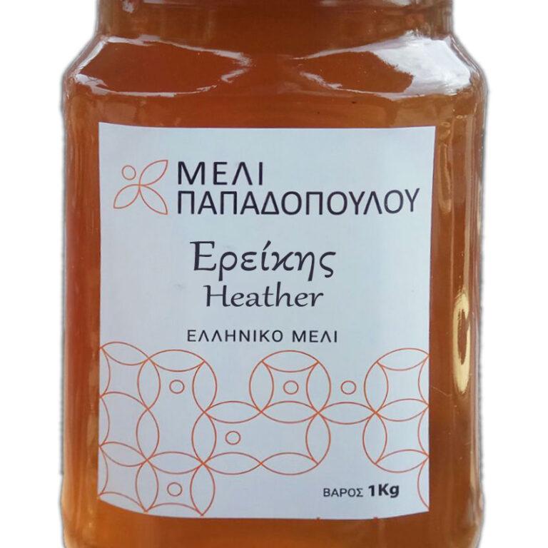 Μέλι ερείκης