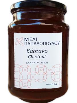 Μέλι Κάστανο